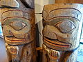 Totem Poles - Museum of Northern British Columbia - Prince Rupert - British Columbia - Canada.jpg