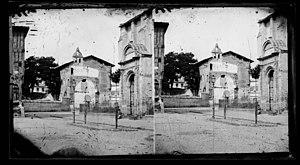 Musée Saint-Raymond - Image: Toulouse , collège Saint Raymond avant la restauration Fonds Trutat MHNT.P Ha.814.103