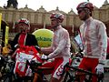 Tour de Pologne 2012, Reprezentacja Polski (7718883922).jpg