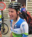 Tour du Poitou-Charentes 2012 Coureur Orica.JPG