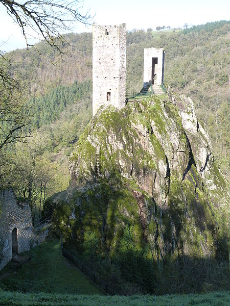 Château Inférieur (Inscrit)