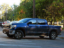 2015 Toyota Tundra SR5 CrewMax In Chile