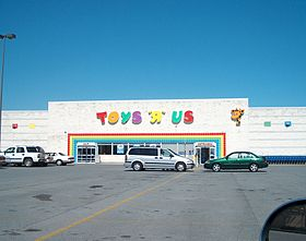 "illustration de Toys ""R"" Us"
