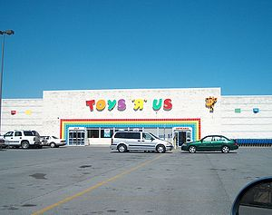 "Toys ""R"" Us One of Toys r us stores ..."