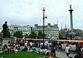 Trafalgar Square rally at London Pride 2005.jpg