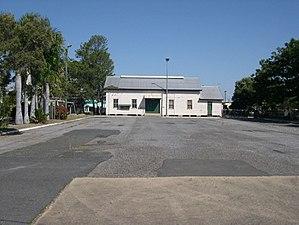 Training Depot Drill Hall Complex, Rockhampton - Drill hall, 2006