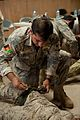 Training trainers, Afghan police lifesavers practice medical skills to teach to comrades 131021-Z-SW098-078.jpg