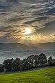 Tramonto - Castellarano (RE) Italia - 27 Ottobre 2013 - panoramio.jpg