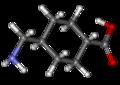 Tranexamic acid ball-and-stick.png