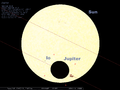 Transits of Jupiter on Saturn, BC 940.PNG