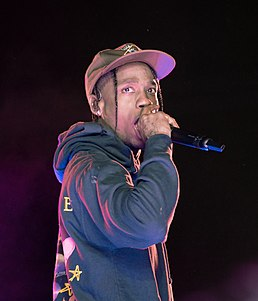 Travis Scott American rapper, singer, and record producer from Texas