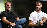 Trey Parker and Matt Stone, creators of South Park