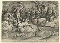 Triomf van de Eeuwigheid Zes triomfen van Petrarca (serietitel), RP-P-OB-11.076.jpg