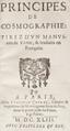 Tristan - Principes de Cosmographie titre.png