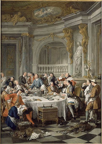Datei:Troy, Jean-François de - Die Austernmahlzeit - 1734.jpg