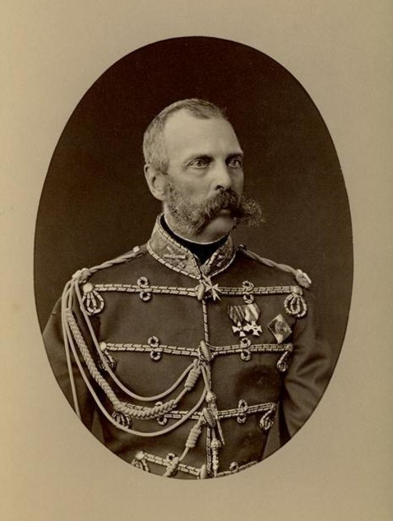 Tsar Alexander II 1881