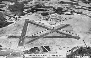 Sharpe Field - Tuskegee Army Airfield 11 Feb 1943