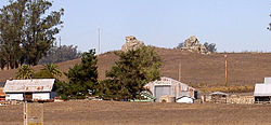 Two Rock and Dos Piedras in 2008