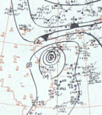 Typhoon Clara surface analysis 7 October 1964.png