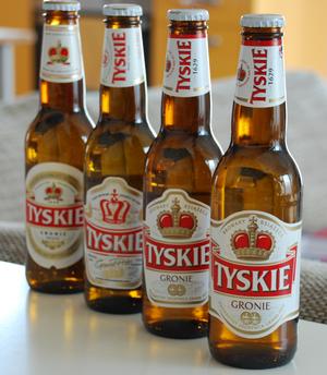 Tyskie - Image: Tyskie Design