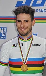 Filippo Ganna Italian cyclist