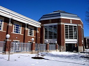 UIUC Campus Recreation Center – East (CRCE) - CRCE Entrance Pavilion