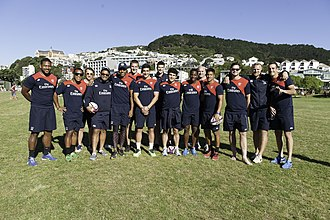 United States national rugby sevens team - USA Rugby sevens team in 2014