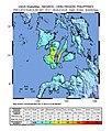 USGS intensity for 2012 Negros quake.jpg