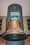 USS Arizona bell at Pearl Harbor.jpg