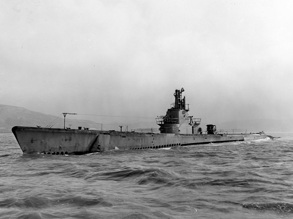 "USS Barb ""The Submarine that sank the greatest tonnage by Japanese Records"""