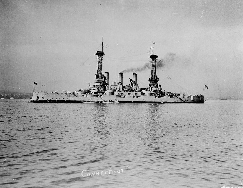USS Connecticut - NH 55339