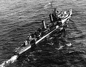 USS Endicott 0549504