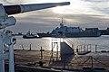 USS Freedom leaves Boston Harbor 081208-N-JD458-089.jpg