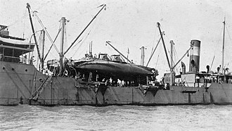 USS Hector (AC-7) - Image: USS Hector NH 102451