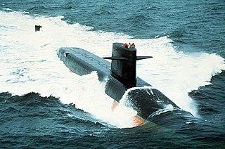 USS <i>James Monroe</i> (SSBN-622) submarine