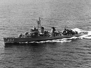 USS <i>Knapp</i> (DD-653)