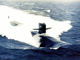 Image illustrative de l'article USS Norfolk (SSN-714)