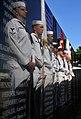 USS Oklahoma Memorial's Pearl Harbor service 131207-N-QG393-050.jpg