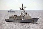 USS Rentz (FFG-46) underway in the Caribbean 2013.JPG