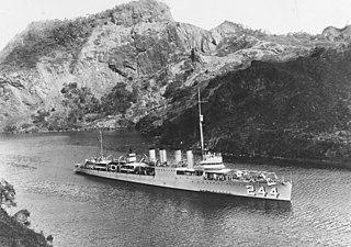 USS <i>Williamson</i> (DD-244)