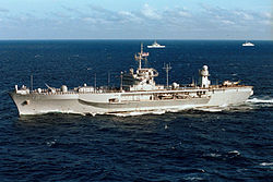 USS blueridge