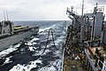 US Navy 050106-N-6074Y-112 USNS Rainier (T-AOE 7) supplies fuel to USS Mount Rushmore (LSD 47) during an underway replenishment.jpg