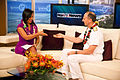 US Navy 120119-N-WP746-007 Chief of Naval Operations (CNO) Adm. Jonathan Greenert appears on Hawaiian news channel KHON2 TV's.jpg