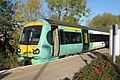 Uckfield - GTSR Southern 171805 London service.JPG