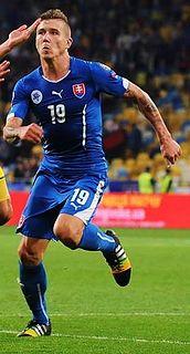 Juraj Kucka Slovak footballer