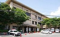 Ukyo Police station (Kyoto, Japan)