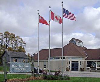 Uncle Tom's Cabin Historic Site - Josiah Henson Interpretive Centre.