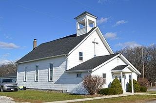 Pulaski Township, Williams County, Ohio Township in Ohio, United States