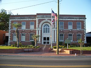 Union County Courthouse (Florida) - Union County Courthouse