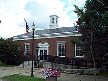 United States Post Office Little Valley NY Aug 10.JPG
